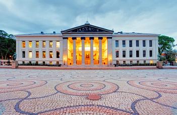 Osloi Egyetem – Ibsen Tanulmányok Mesterképzés